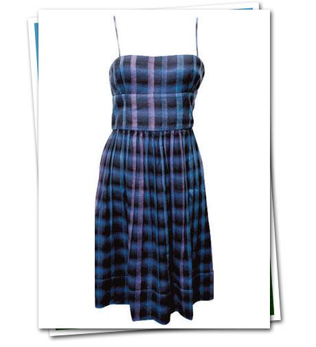 gap yazlık elbise