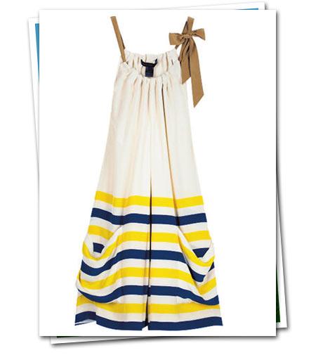 marc by marc jakobs yazlık beyaz elbise