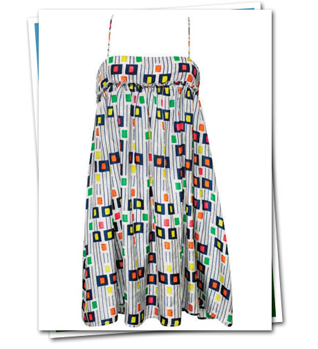 yazlık asklı elbise