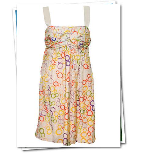 askılı yazlık elbise