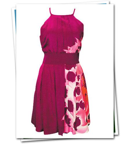 warehouse yazlık elbise