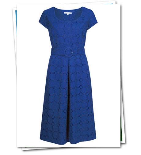 LK Bennett yazlık elbise