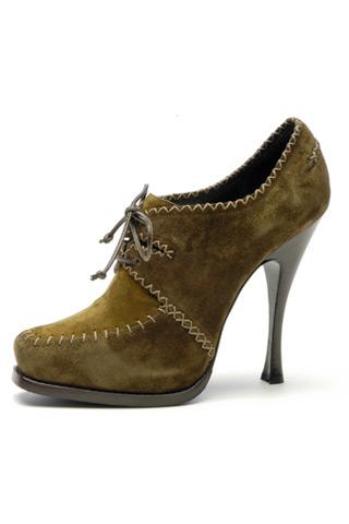 Donna Karan Yüksek Topuklu Ayakkabı