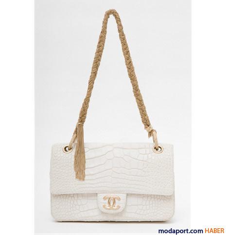 Chanel - Egzotik Timeless Classic çanta