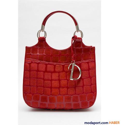 Christian Dior - Kırmızı çanta