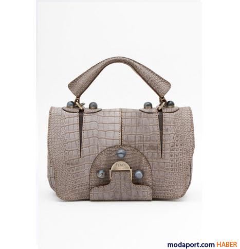 Fendi Timsah F3 çanta