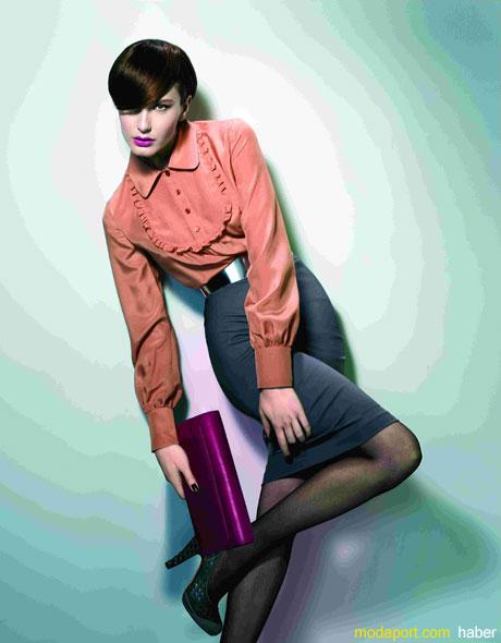 Perspective'ten çalışan bayanlara yönelik şık bir kombin