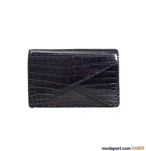 Bottega Veneta - Timsah el çantası