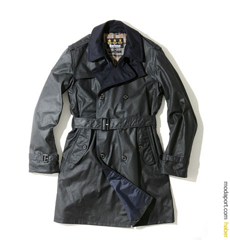 Barbour - Collingwood Trenckot / Fiyatı: 500$