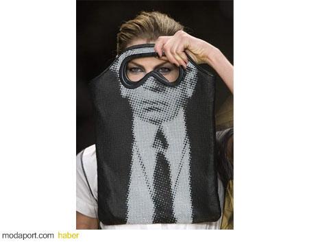 Karl Lagerfeld çanta