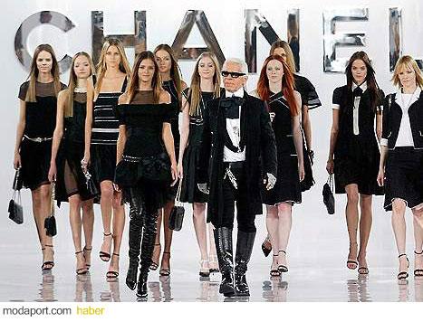 Chanel Defilesi