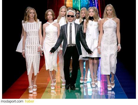 New York Moda Haftasında Defilenin Ardından