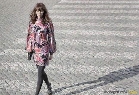Mudo 2008 sonbaharına özel kısa elbise