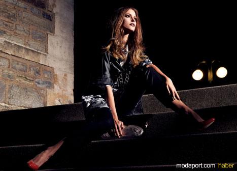 Bluz ve Pantalon modeli