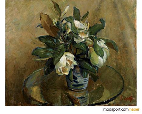 Manolyalar - İbrahim Çallı (1882-1960) - Bali Müzayede Koleksiyonu