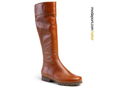 Beta marka kahverengi deri çizmenin fiyatı 224 YTL
