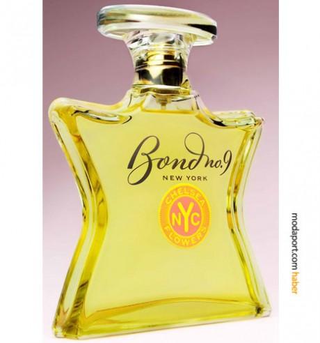 Harvey Nichols'da bulunabilecek Bond No.9 Fashion Avenue, seksi ve sofistike bir parfüm. Taze turunçgiller, mimoza, ylang ylang, sandal ağacı ve kaşmir gibi farklı bir içeriğe sahip.
