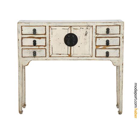 Mudo'nun zen serisinden beyaz konsol, etnik mobilyalardan hoşlananlar için. Mudo.com.tr'de konsol modelleri özellikle zengin çeşitlilik içinde.
