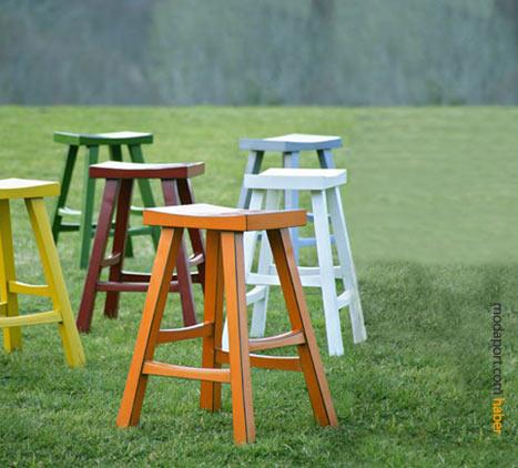 Mudo.com.tr'de satılan rengarenk taburelere bayıldık