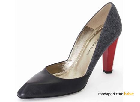 Diane Von Furstenberg de kırmızı topuklu ayakkabı yapma hakkını kullanmış