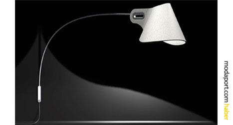 i-deco İstanbul'da söyleşi yapacak ünlü tasarımcılardan Jeff Miller'ın fiberglas-polietilen lamba tasarımı