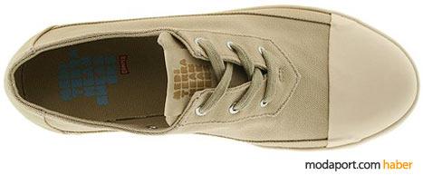 Camper'ın organik pamuktan yapılma bu yazlık ayakkabısının, organik ayakkabı modasını yaymasını umuyoruz