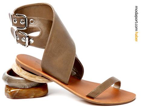 Mudo Accessoires'den hediye alternatifleri: Sandalet:99,95  Bilezikler:14,95 - 24,95 - 29,95