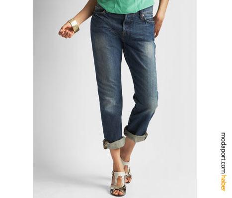Eskitmeli Levis 501 boyfriend jeans kot pantolon modeli