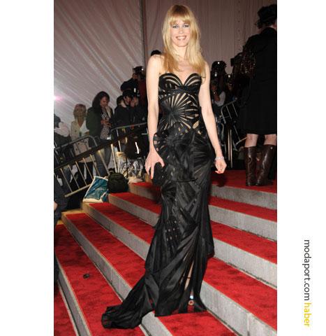 Atelier Versace gece elbisesi