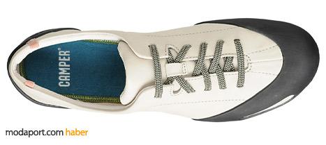 Camper beyaz yazlık spor ayakkabı 174,30 TL