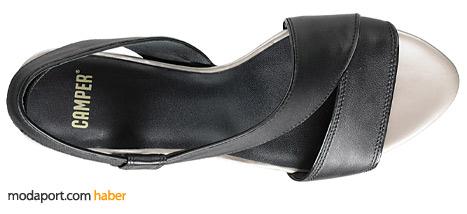 Camper yazlık topuklu ayakkabı modeli 149,40 TL
