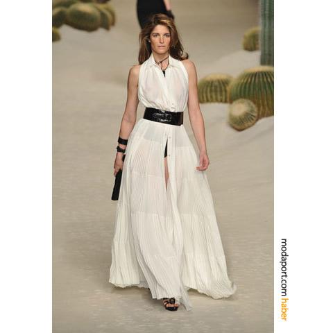 Hermès uzun gömlek elbise hem gündüzleri hem de yaz akşamları