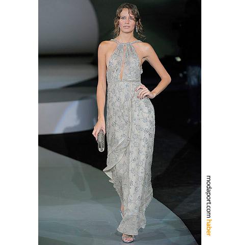 Giorgio Armani yazlık gece elbisesi