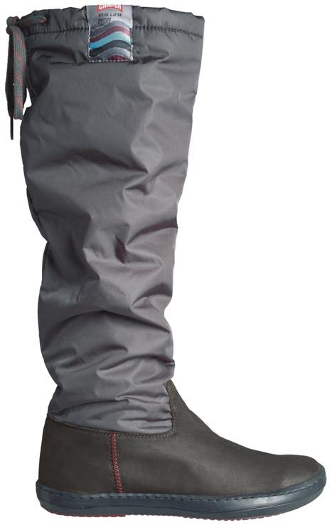 Camper siyah kar çizme modeli 429 TL.