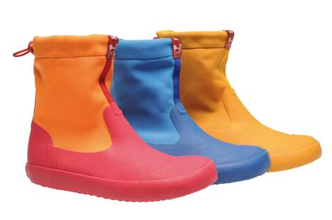 Camper yağmur botu renkleri