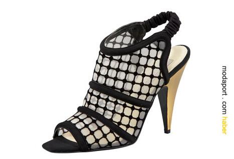 Kafes Bootie Ayakkabı Modelleri