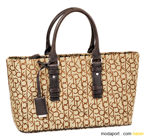 CK logolu Calvin Klein çanta