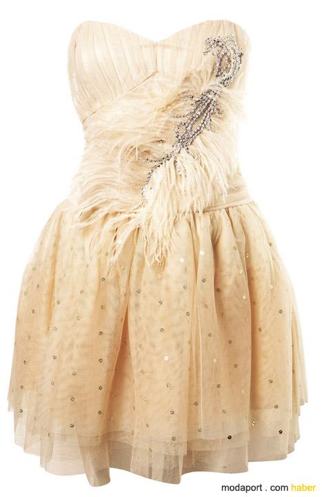 Miss Selfridge mezuniyet elbisesi..
