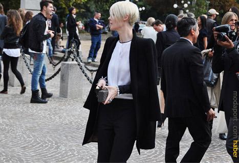 Moda haftası, müthiş ceket stillerine evsahipliği yaptı