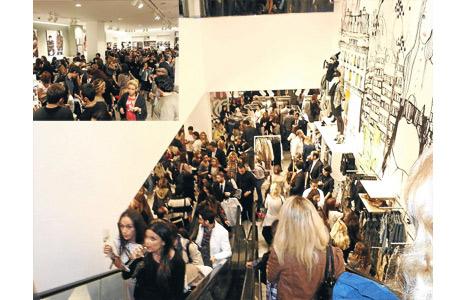 H&M Forum İstanbul VIP Açılışı