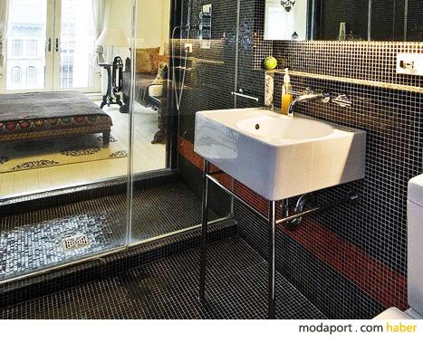 Salona bakan banyo