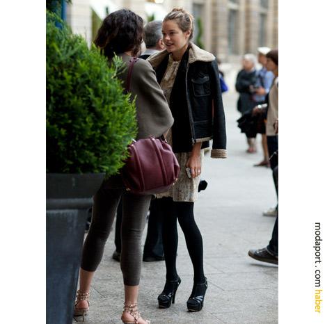 Paris Sokak Modasından: