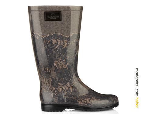 Valentino yağmur çizmesi