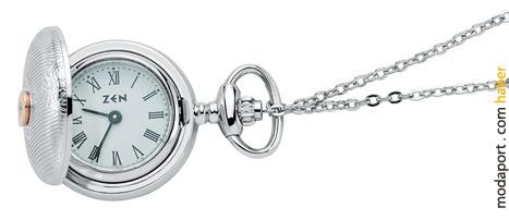 Saat kolye, Zen Diamond'ın özel tasarımı