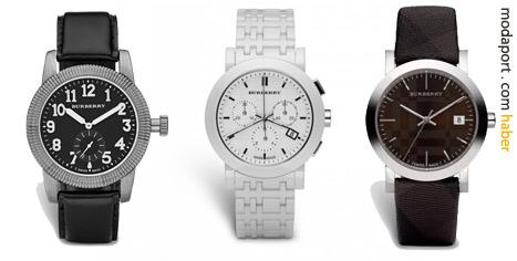 Burberry bayan saatleri, kullanışlı hediye fikirlerinden