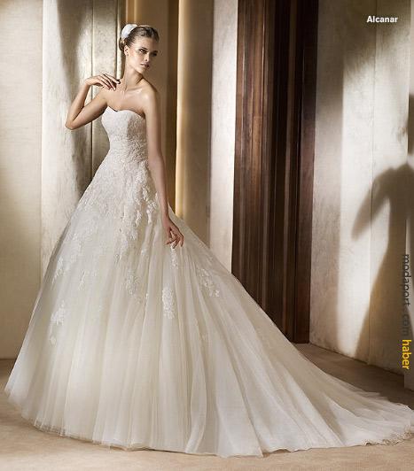 1c0bbea635126 2011 Pronovias Glamour Koleksiyonu - Tatlı Aşkım