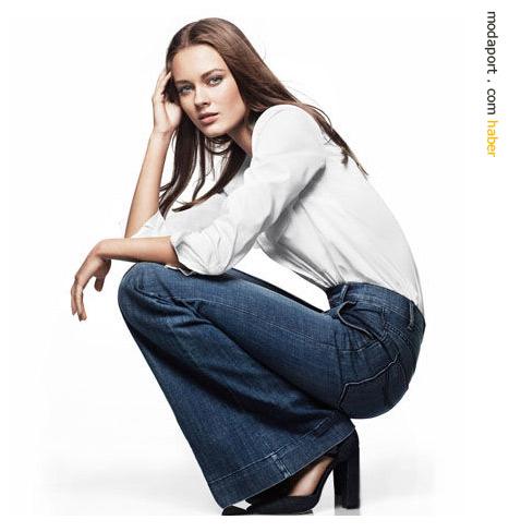 GAP �spanyol Pa�a Pantolon Modelleri