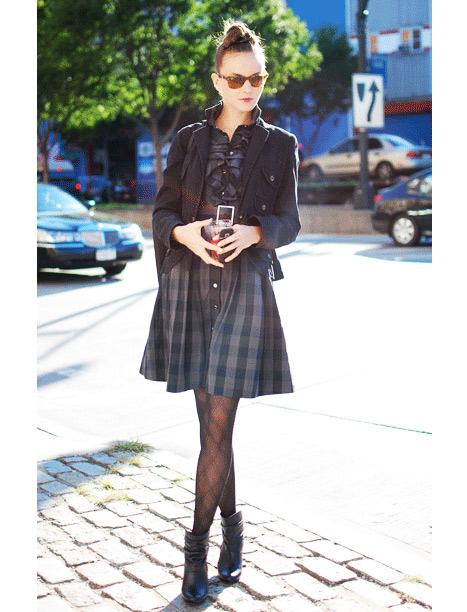 New York'tan sokak modaası ilhamı
