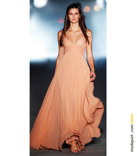 Mango 2011 gece elbisesi koleksiyonu